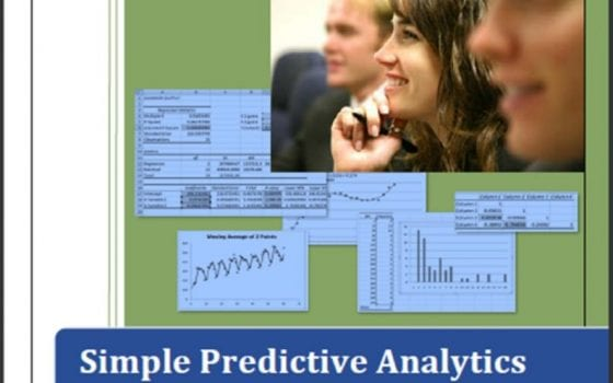 Predictive Analytics for Business Book