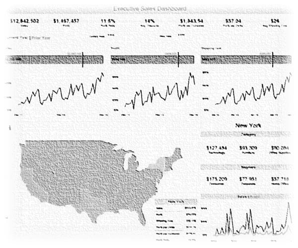 What is embedded analytics in Tableau